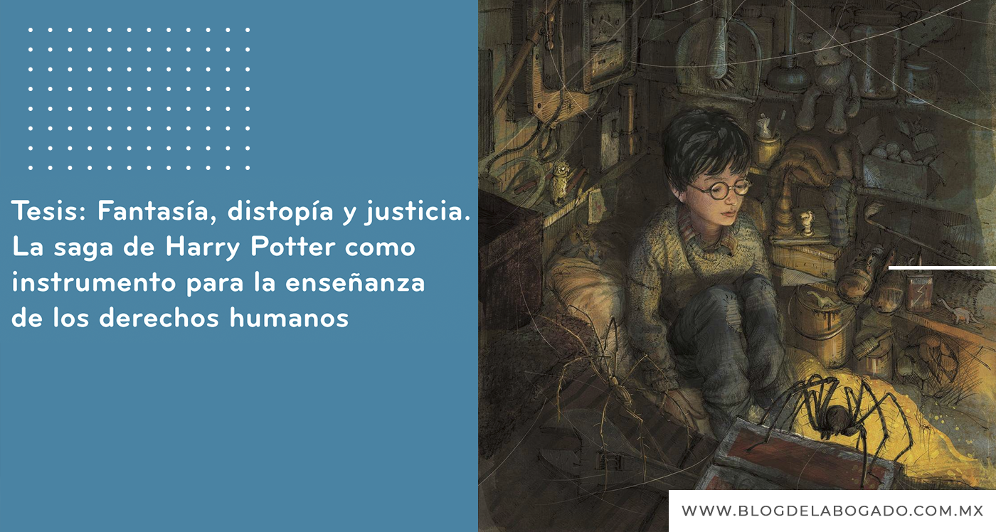 Doctoral thesis on harry potter