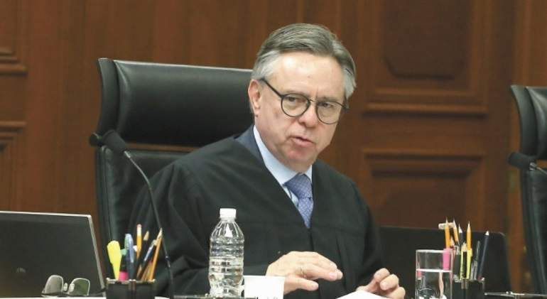 Ministro Eduardo Medina Mora renuncia a la Suprema Corte