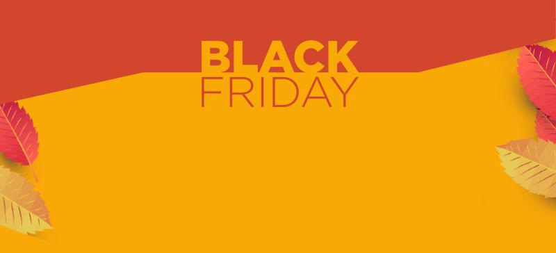 Promoción de Black Friday: Descuento en logotipos para despachos de abogados.