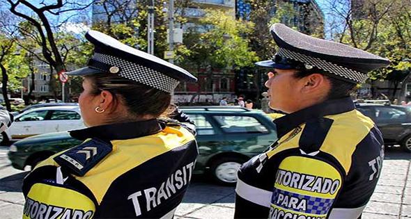 Las infracciones de tránsito